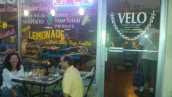 Velo Eatery