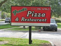 Franks Pizza & Restaurant