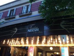 Teatro Nescafe de Las Artes