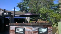 The Bunker Cafe Bar Restaurant