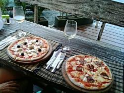 Italy Cafe Pizzeria Bali