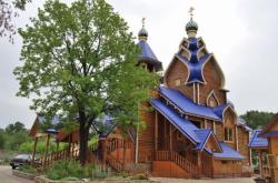 Kasperovskaya Temple in Honor of Blessed Virgin Mary Icon