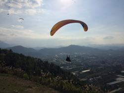 Outdoors Taiwan Tandem Paragliding - South of Taiwan
