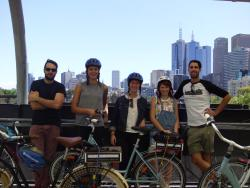 The Cycle Tour Co- Melbourne