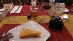 A light dessert.... :-))