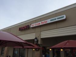 Stroh's Ice Cream Parlor