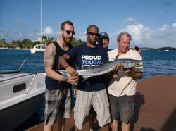 Navy John's St. Croix Sport Fishing