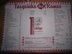 Tasquinha dos Ramos