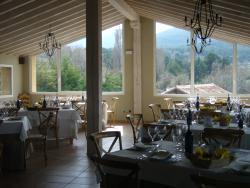 Restaurante Panoramico Manantial del Chorro
