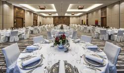 Gala Dinner Set Up