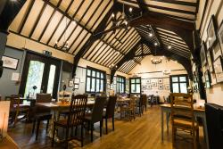 Samlesbury Hall Restauant