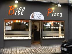 Bill pizza