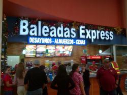 Baleadas Express
