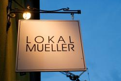 LOKAL MUELLER