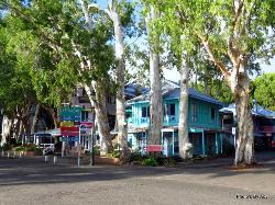 Palm Cove shopping village.