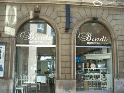 BINDI CAFÉ