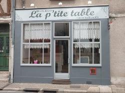La p'tite table