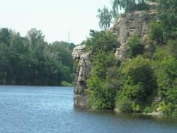 Chatskiy Head Rock