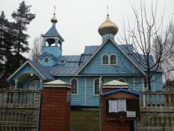 Church of Saints Konstantin and Elena