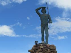 Monumento al Indio Tehuelche