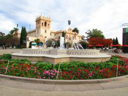 Plaza de Panama Fountain