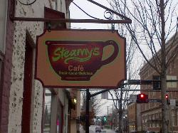 Steamy's Cafe