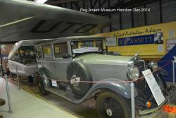 Sir Reginald Ansett Transport Museum