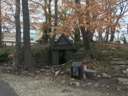 Walt Whitman's Tomb