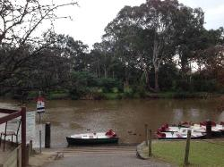 Studley Park Boathouse