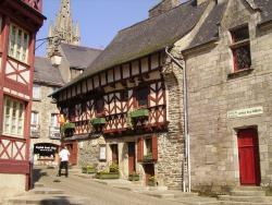 Tourist Office of Josselin