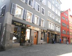 Teecafe Schwarzenbach