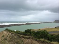 Whakamahia Beach