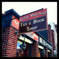 ‪The Little Village Toy and Book Shop‬