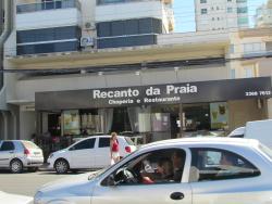 Choperia E Restaurante Recanto Da Praia