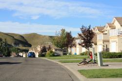 Nice neighbourhood