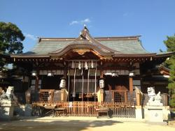 Motosumiyoshi Shrine