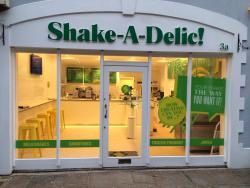 Shake-A-Delic Dessert Bar