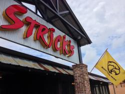 Strick's BBQ