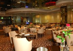 Dining Room at G Casino Sandcastle
