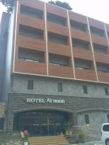 Hotel At Noon
