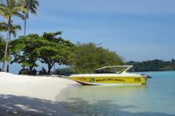 Koh Mak Speedboat Islandhopping Trip