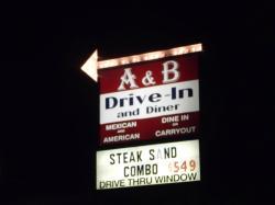A & B Drive In
