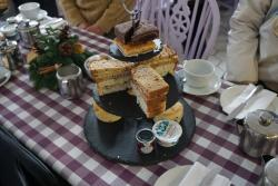 The Cottage Restaurant & Tea Gardens stratford