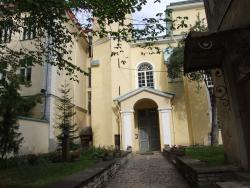 Church of the Transfiguration of Our Lord in Tallinn