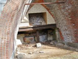 An interior look at the Blast Furnace