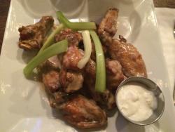 Chicken wings (honey mustard)