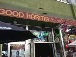 ‪Good Karma Vegan Cafe‬