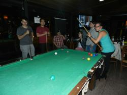 Snooker Rock Bar