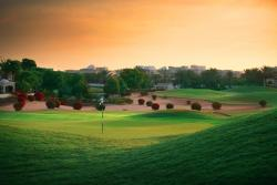 The Address Montgomerie Dubai Golf Course
