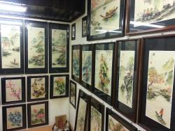 Green Bamboo Art Gallery